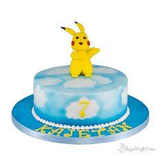 Pikachu! - Cake by SugarMagicCakes (Christine)