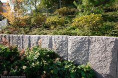 Natursten - Bohus Blockstensmur Enkelsidig Rustik - Molnsätra