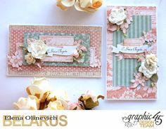 Wedding Cards, by Elena Olinevich, Ladies Diary, product by Graphic45, photo1.jpg