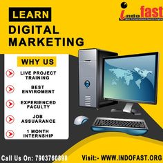 We are a young, passionate and expert digital marketing training company based in the capital of Bihar, Patna. We are always dedicated and committed to give world class digital marketing training including complete seo/sem, ppc, website design and development, wordpress design, logo/graphics design, email marketing, affiliated marketing and many other training with live projects in Patna. You will get trained by the digital marketing industries experts around the world. Email Marketing, Affiliate Marketing, Digital Marketing, Marketing Training, Train Companies, Training Programs, Digital Media, Search Engine, Seo Sem