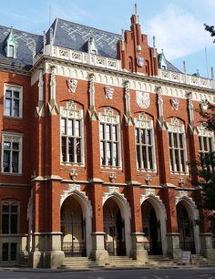 Krakow Sightseeig - Jagiellonian University