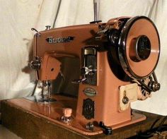 Japanese Window-Matic Sewing Machine, Restored by Stagecoach Road Sewing