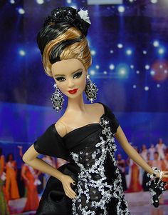 OOAK Barbie NiniMomo's Miss Louisiana 2009