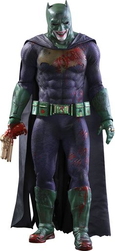 DC Comics The Joker Batman Imposter Version Sixth Scale Figu | Sideshow Collectibles