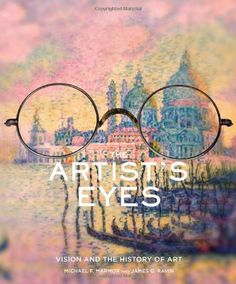 Book cover: Artist's eyes. Vision and the history of art