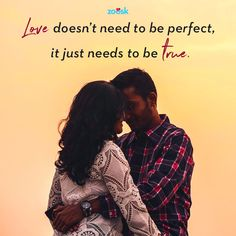 True love comes from the ❤️ and soul.  Love doesn't need to be perfect, it just needs to be true.   #truelove #reallove #quote #lovequote #lovelislovely #loveisbeautiful