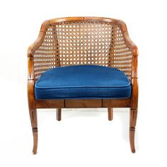 Cane Back Chair, $215, now featured on Fab.