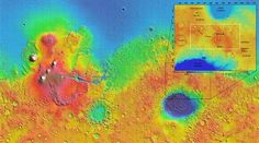 Image of the Day: Mars' Tyrrhena Terra --Proof of Ancient Water Systems