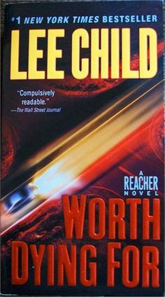 Lee Childs - Jack Reacher series