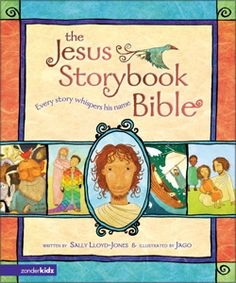 My favorite children's bible