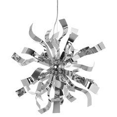 8 Light Pendant