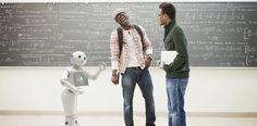 Robot Pepper : tous les chiffres   Aldebaran