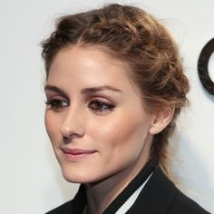 The grown up's guide to plait hairstyles  Solve 'too busy to my hair today' dilemmas with a messy braid running from front to back, like Olivia Palermo.