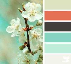 Color nature spring bathroom color schemes, design seeds и b Bathroom Color Schemes, Bathroom Colors, Colour Schemes, Color Combos, Color Patterns, Color Palate, Design Seeds, Color Swatches, Color Stories