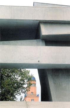 High School in Strasbourg   Dominique Coulon & associés; Photo: Jean-Marie Monthiers   Archinect