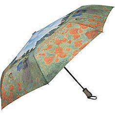 Monet Poppy Fields Umbrella
