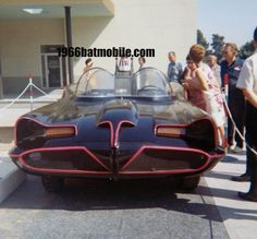 The #1 Batmobile Gallery - Classic TV Series 1966 Batmobile