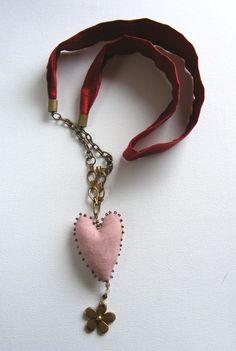 Velvet + hearts = Love!