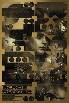 The Geeky Nerfherder: Cool Art: Movie Posters by Krzysztof Domaradzki
