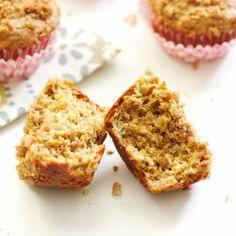 Banana Graham Cracker Muffins