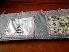 Kapsář za postel 200x45 cm