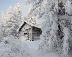 Beyazın müthiş huzuru...