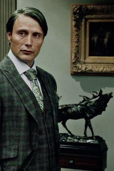 Hannibal [& the swiggity swag nightmare stag]