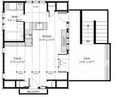 Studio Apartment Floor Plans 400