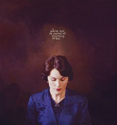 oh, hello friend: you are loved.: Downton Season 3: