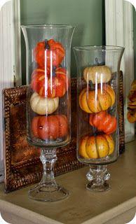 DIY Pedestal Hurricane Vases Tutorial