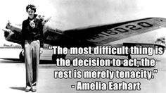 Do you agree with Amelia?