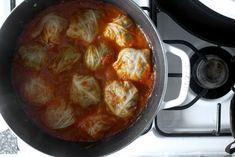 Italian Cabbage Sausage Rolls (Smitten Kitchen)