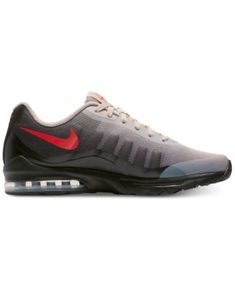 Nike Men s Air Max Invigor Print Running Sneakers from Finish Line - Black  11 a6cf0f81bad1