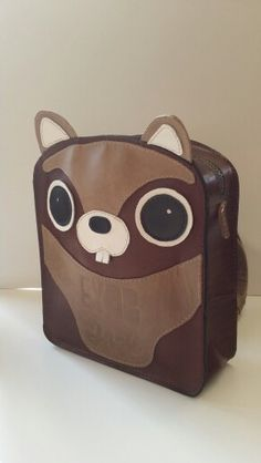 Backpack boy made by STOFFELDESIGN Boys Backpacks, New Bag, Leather Backpack, Bags, Handbags, Leather Backpacks, Bag, Totes, Hand Bags