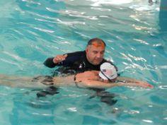 World Class Adrian Ginju Founder of the Aquaskills Method in New York City Former Olympic Swimmer