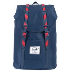 2263c798e315 Herschel Supply Co. Retreat Backpack - Navy Red Stripe I Shop