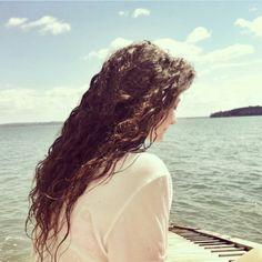 Lorde in Sea