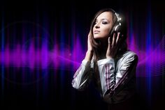 Girl Dj Wallpaper