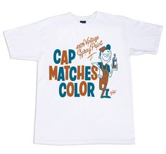 Image of Cap Matches Color *Blanco*
