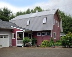This unique property includes two homes, a ranch and a converted barn, well suited for extended families or for friends who want to live next door to each other. (Consider the income-producing potential of an extra residence, too.) Seated on five acres in North Chatham, both homes consist of three bedrooms and two bathrooms and have their own special offerings: an indoor pool in the ranch and a screened-in porch for the Dutch barn.