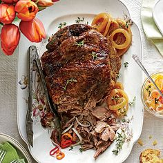5-Ingredient Slow-Cooker Pulled Pork - 47 Simple Slow-Cooker Recipes - Southern Living