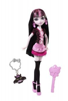 Brinquedo Mattel Monster Hight Classrooms Draculaura Doll #Brinquedo #Monster Hight