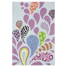 Found it at Wayfair - Lil Mo Hipster Funky Kids Area Rug
