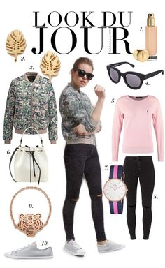 Look Du Jour: Leaf it!