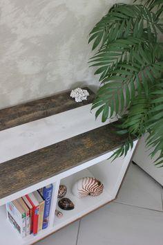 Décorer son meuble ikea et lui apporter une touche d'authenticité avec du parement landais : un bois brut de sciage pour un côté vintage garantit!