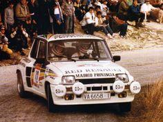 fotos de carlos sainz en rallyes 1980 - 1986