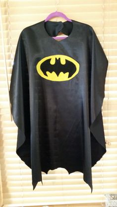 Batman Cape for Ethan...