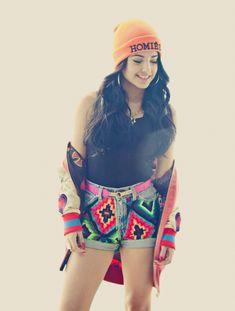 Becky G in photo shoot, Play it again