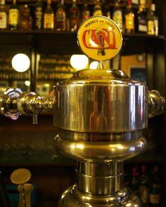 Vermouth on tap at Madrid Wine Bar Vinicola Mentridana, Anton Martin, Madrid