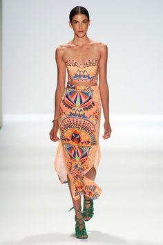 2014 petite fashion | ... petite: Mara Hoffman Spring 2014 at Mercedes-Benz Fashion Week